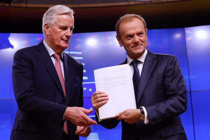 União Europeia e Reino Unido chegam a acordo para o Brexit