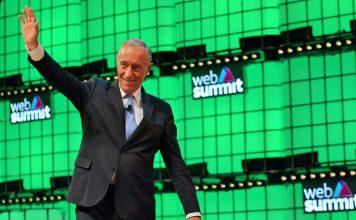 Marcelo na Web Summit: Criar uma plataforma digital permanente