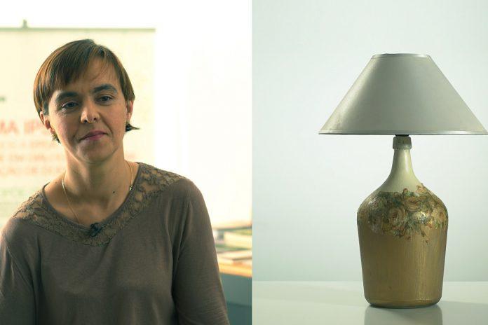 Exposição de arte de doentes de Parkinson. Ana Santos
