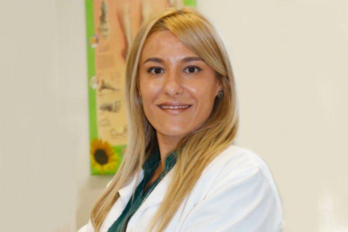 Fátima Carvalho, Podologista responsável pelo Centro Clínico do Pé