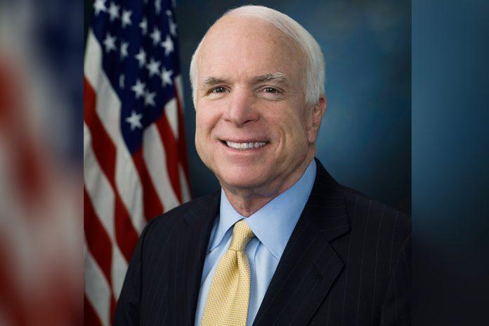 Morreu John McCain senador norte-americano