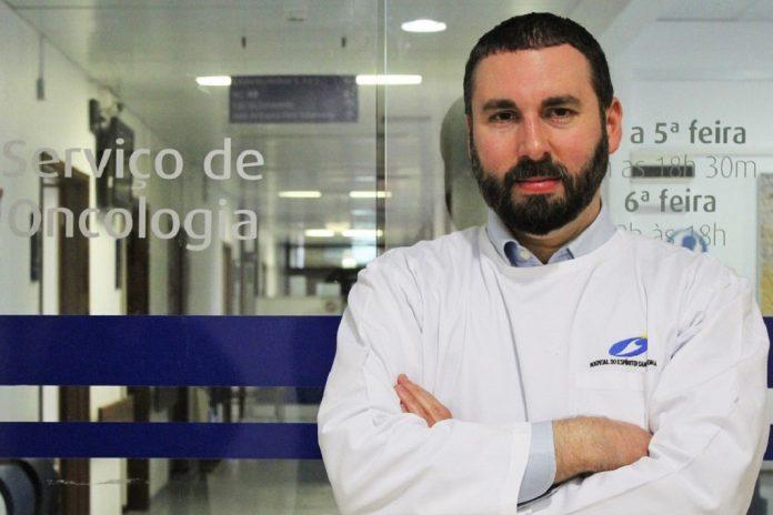 Rui Dinis, médico, diretor do Serviço de Oncologia do Hospital do Espírito Santo de Évora