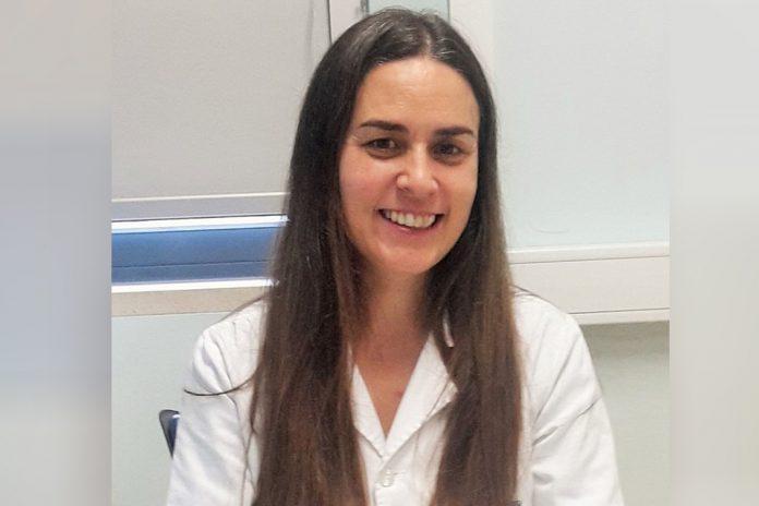 Marta Sousa, médica oncologista do Centro Hospitalar de Trás-os-Montes e Alto Douro