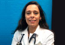 Luísa Fonseca, médica internista