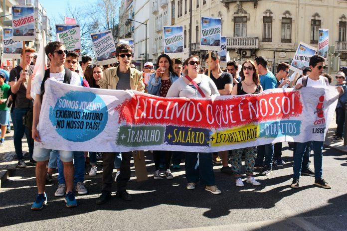 Manifestações do 1.º de Maio reúnem todas as reivindicações.