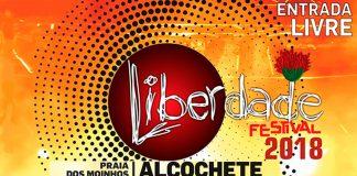 Festival da Liberdade em Alcochete de 15 e 16 de junho