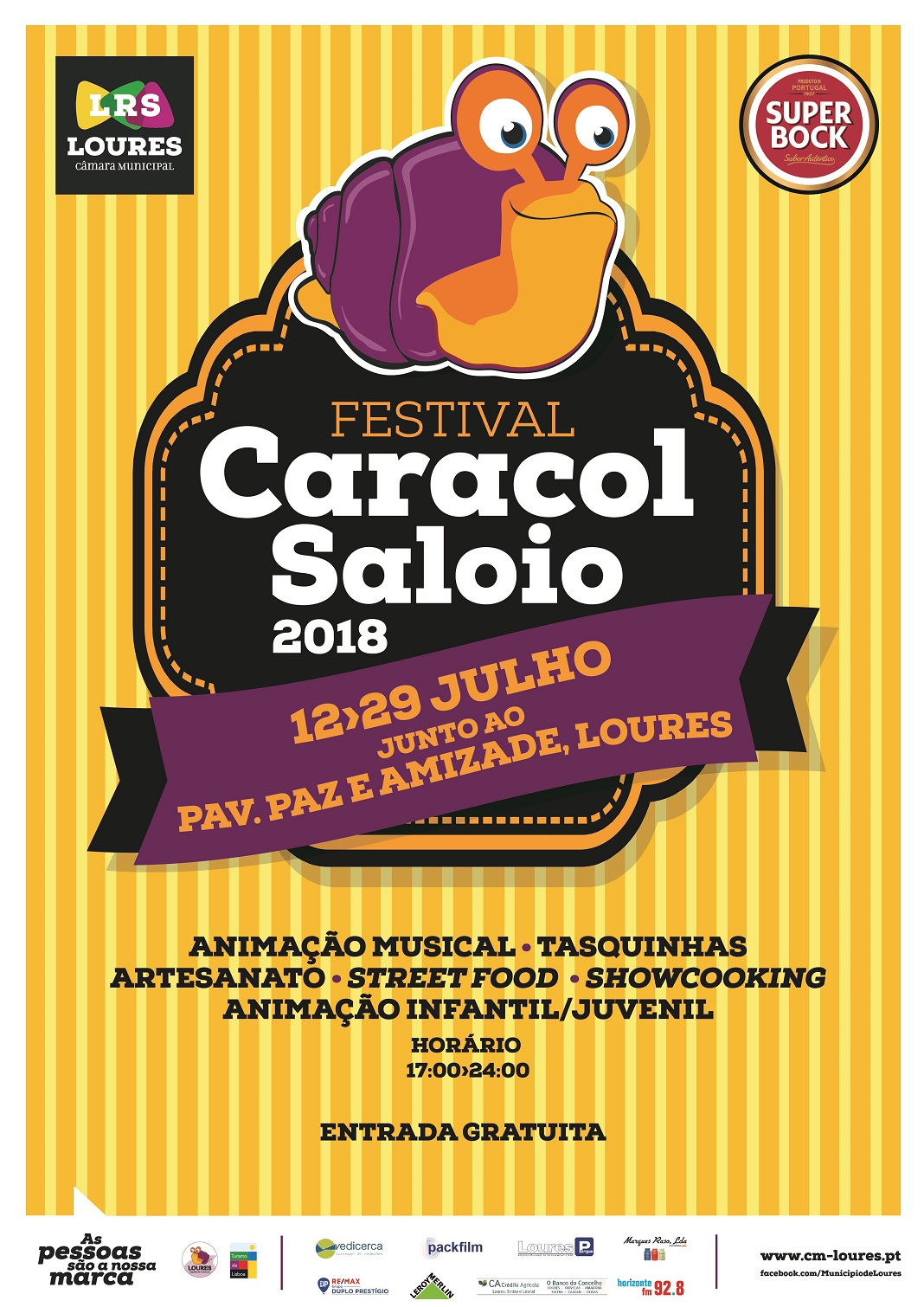 Festival do Caracol Saloio 2018