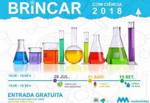 'Brincar com a Ciência' em Matosinhos