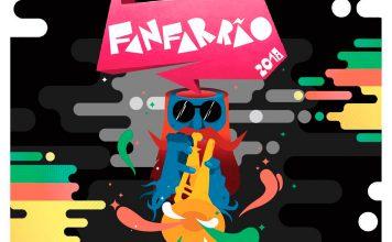 Fanfarrão: Festival de artes de rua em Tomar