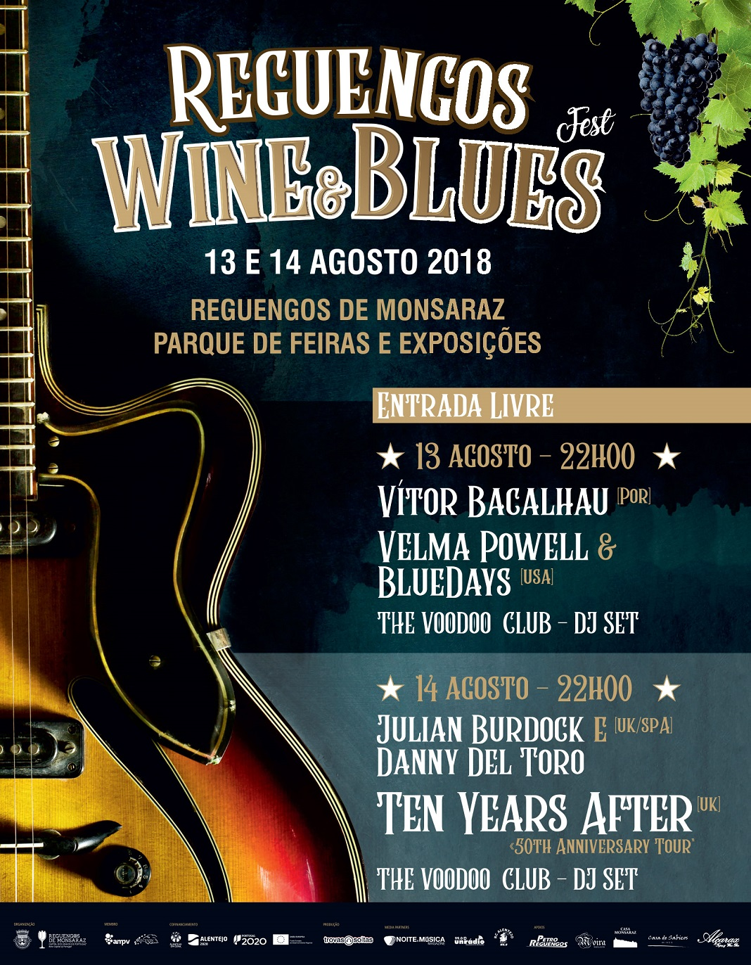 Reguengos Wine & Blues Fest