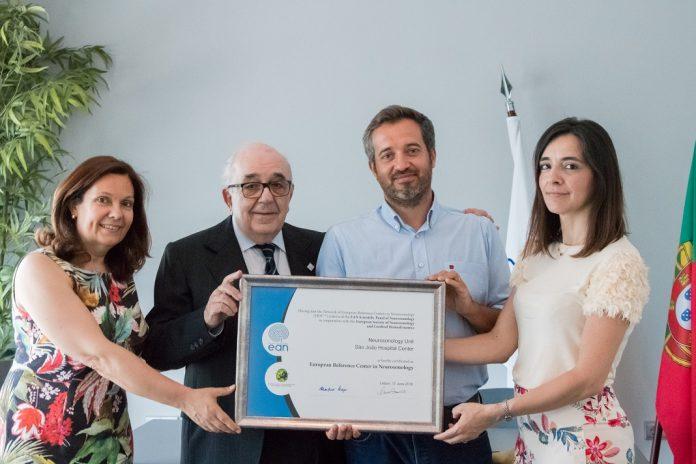 Hospital de São João tem Neurossonologia com certificação europeia