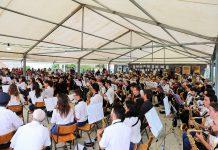 Banda Filarmónica de Aldeia de João Pires celebrou o 110º aniversário