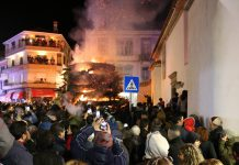 Penamacor Vila Madeiro aquece e alegra época de Natal