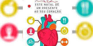 Cardiologistas de Intervenção apelam a escolhas saudáveis no Natal