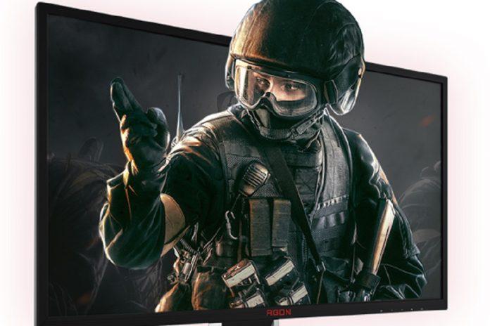 AOC AG251FZ para videogames