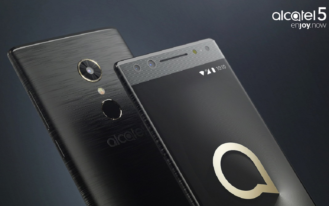 Smartphones Gama ALCATEL 5