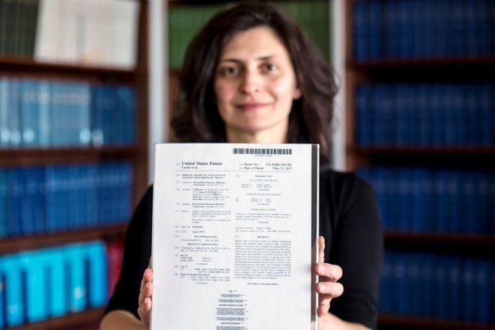 Irina Rish inventora da IBM, patente em IA