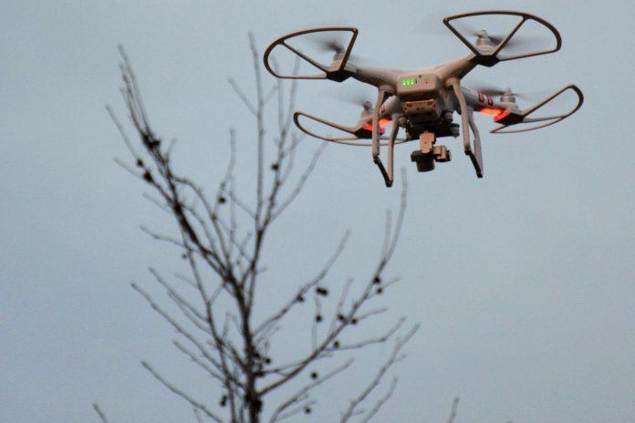 Drone vai detetar pessoas infetadas com coronavírus