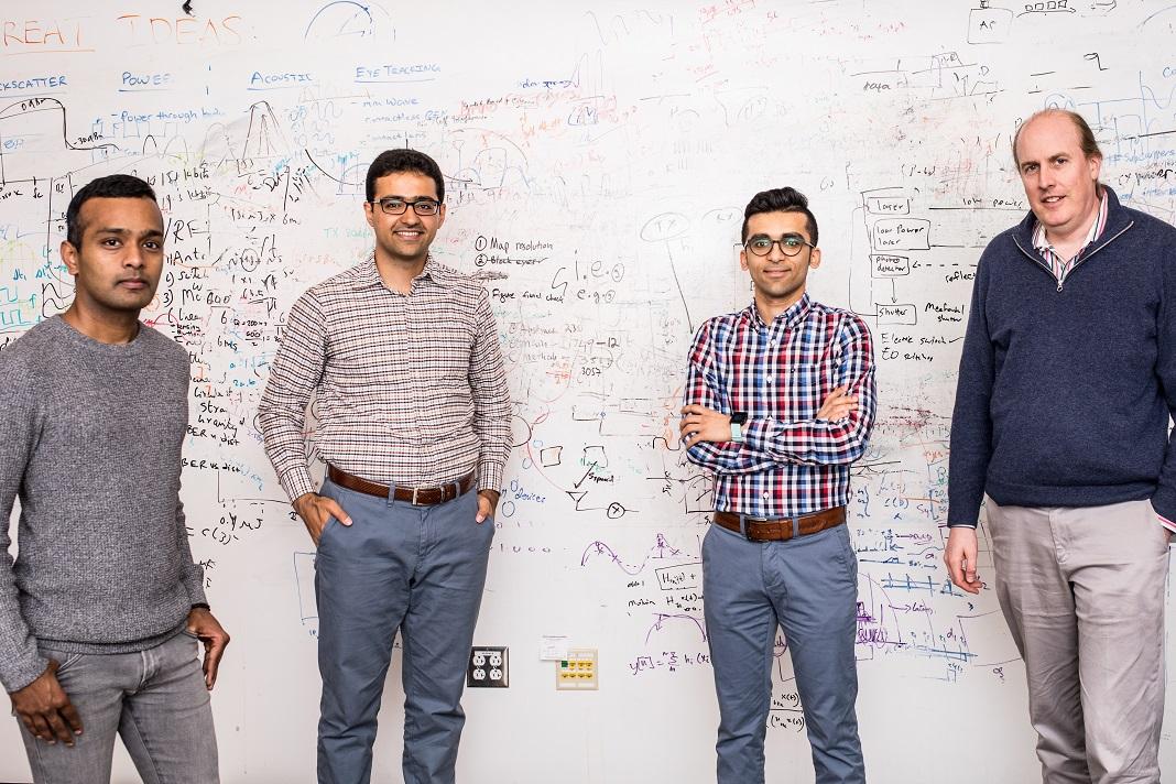 Investigadores da Universidade de Washington