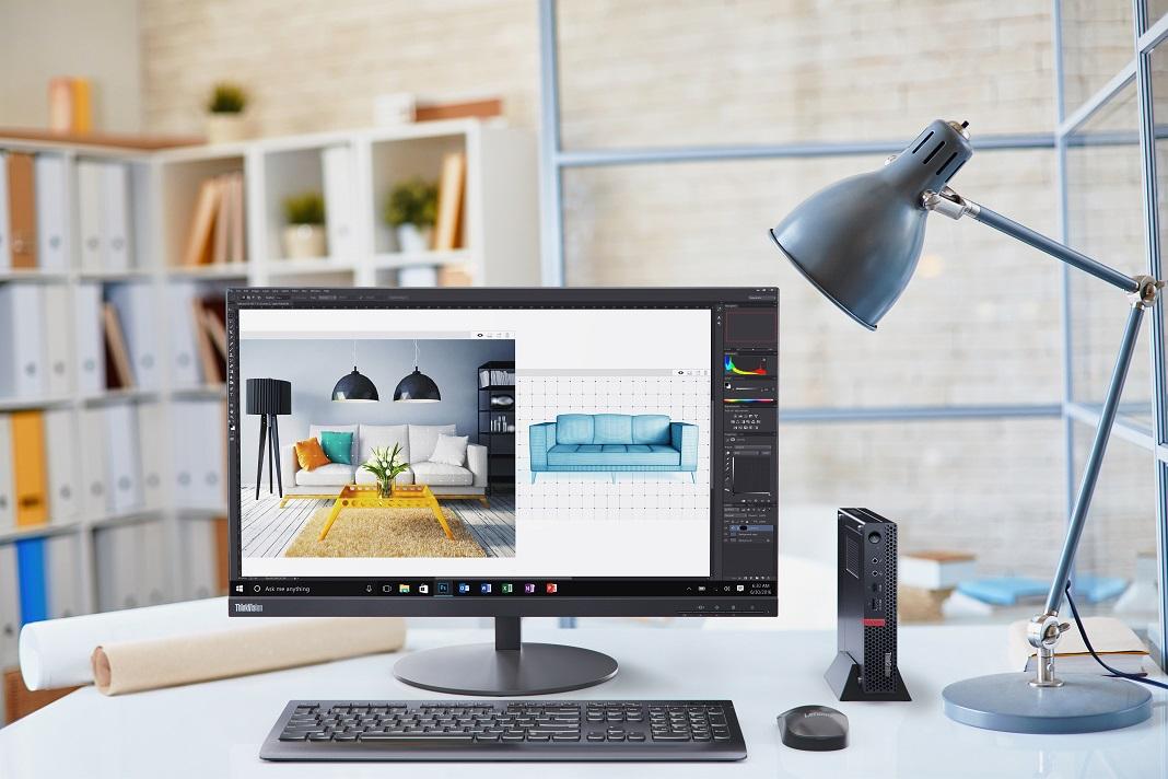 Lenovo ThinkStation P330 é a nova linha de estações de trabalho