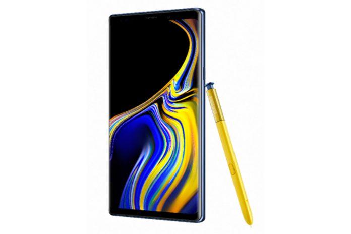 Novo Samsung Galaxy Note 9 em pré-venda na NOS