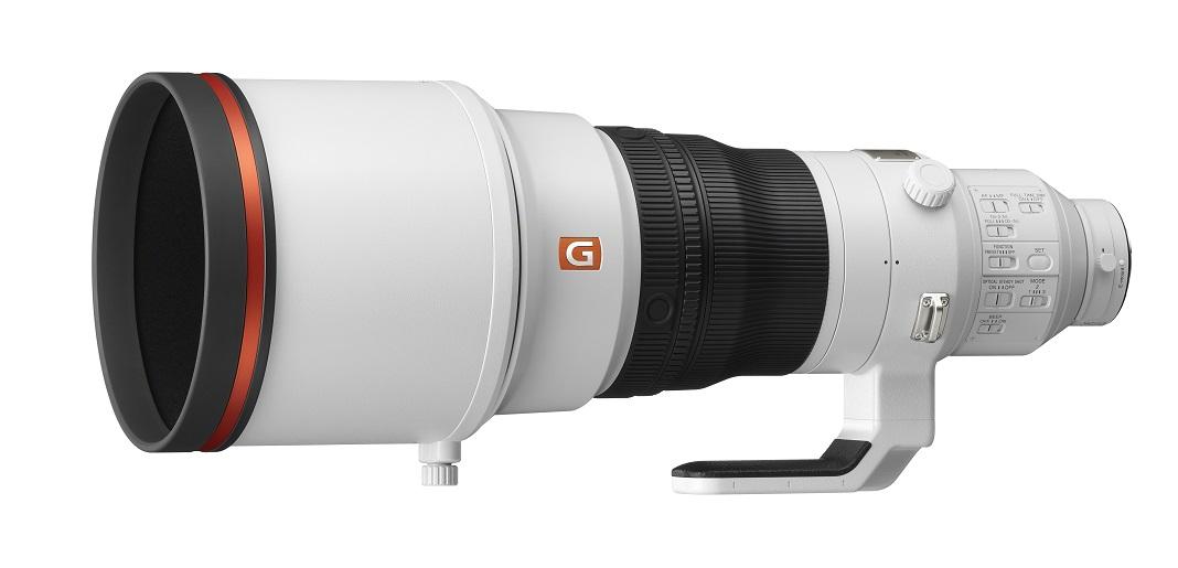 Lente sony FE 100-400mm F4.5-5.6 GM OSS