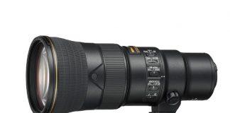 Nikon lança superteleobjetiva AF-S NIKKOR 500mm f/5.6E PF ED VR