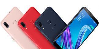 Smartphone ZenFone Max (M1) da ASUS
