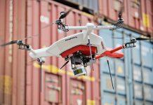 SKODA AUTO utiliza drone para autonomizar a logística