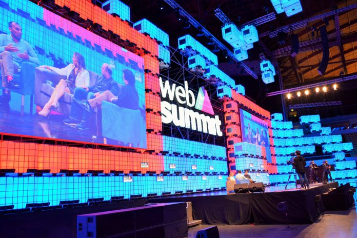 MEO transmite na televisão toda a Web Summit
