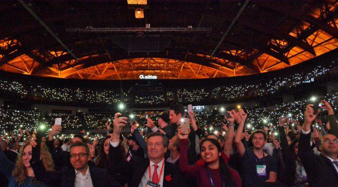 Web Summit 2018 bate recorde ao gerar 88 terabytes de trafego de dados