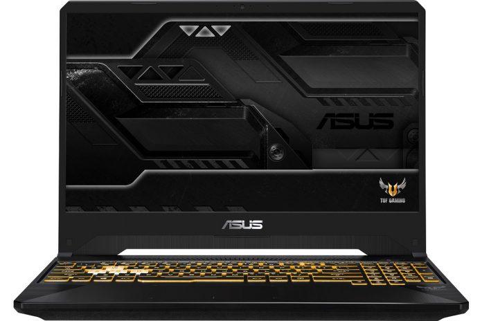 Novos portáteis ASUS TUF Gaming FX505 e FX705