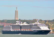 Lisboa é o terceiro melhor destino de cruzeiros da Europa Ocidental