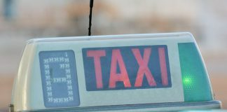 Táxis condicionam trânsito em Lisboa