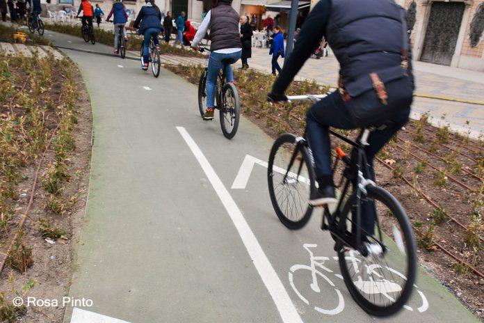 Uso da bicicleta durante situação pandémica do coronavírus