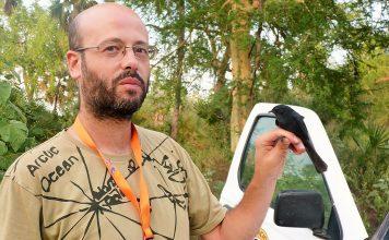Sérgio Timóteo, investigador do Centro de Ecologia Funcional da Faculdade de Ciências e Tecnologia da Universidade de Coimbra