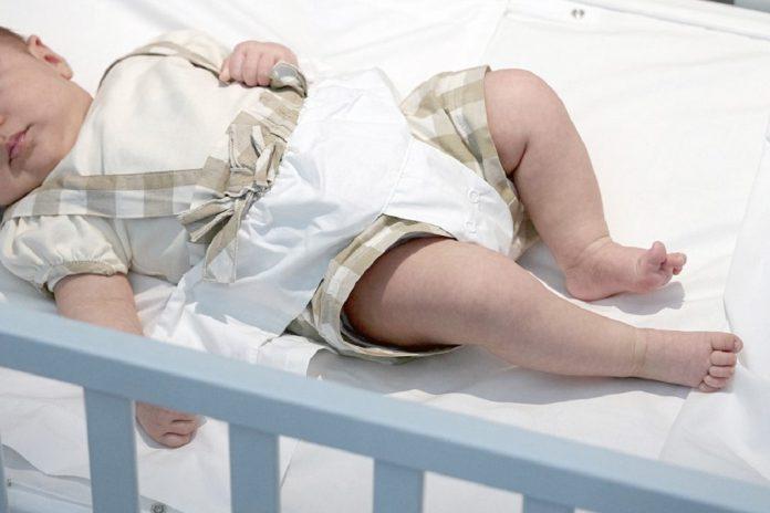 Lençóis que reduzem risco de asfixia dos bebés