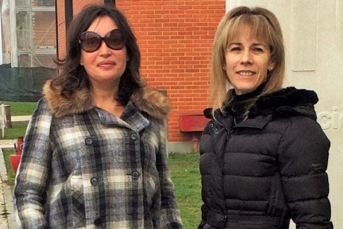 Marina Cabral Pinto e Paula Marinho Reis, investigadoras da UA
