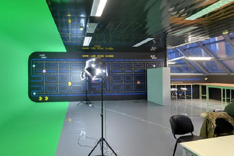 Laboratório de jogos digitais