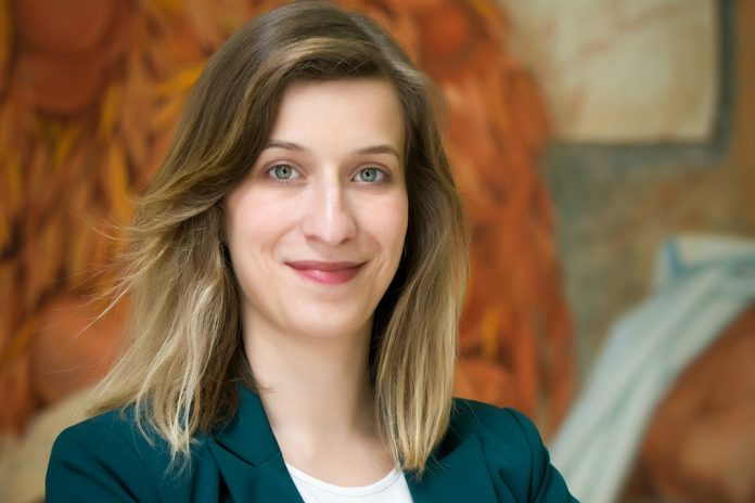 Catarina Seabra recebe Bolsa Marie-Curie para estudar autismo