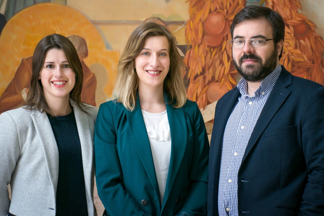 "Equipa de cientistas do projeto ""ProTeAN"", do CNC da Universidade de Coimbra"