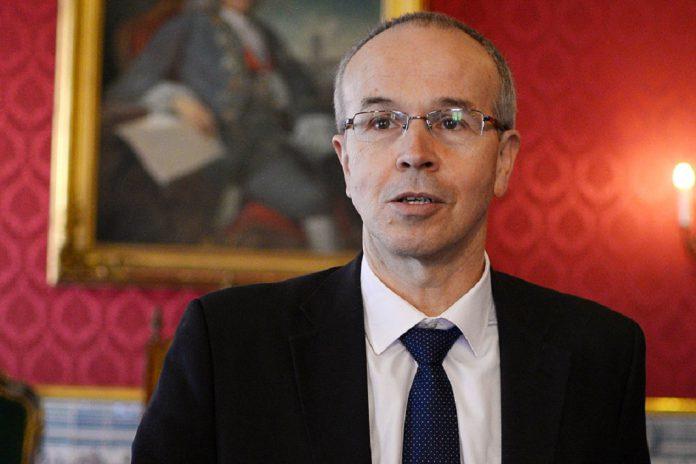 João Gabriel Silva, reitor da Universidade de Coimbra