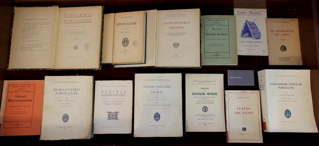 Exposição sobre José Leite de Vasconcelos na Biblioteca Pública de Braga