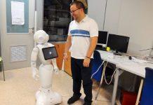 Robô personal trainer de idosos está a nascer no Minho