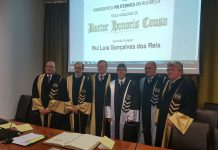 Universidade Politécnica de Bucareste distingue Rui L. Reis com honoris causa