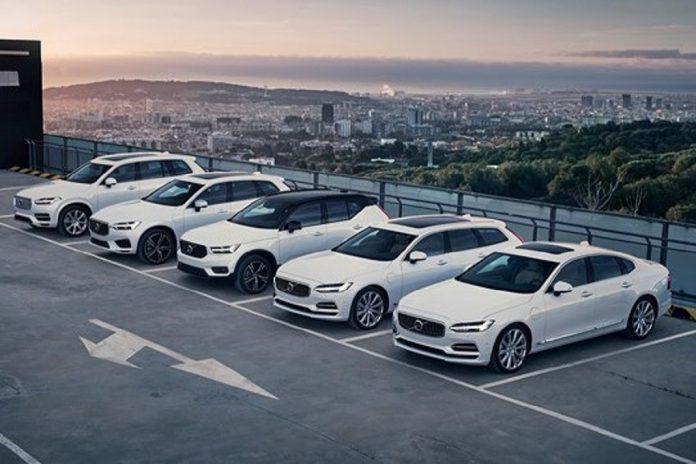 Volvo vende mais de 600.000 automóveis em 2018 – XC60 foi o mais vendido