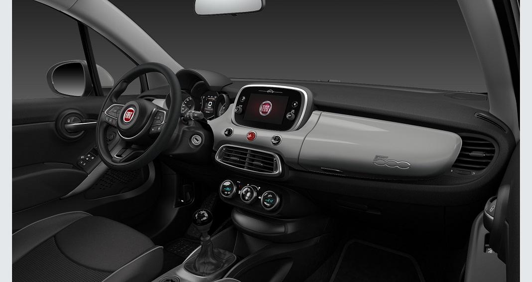 FIAT 500X: O SUV compacto e elegante