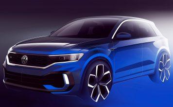 Volkswagen apresenta novo modelo T-Roc R em Genebra
