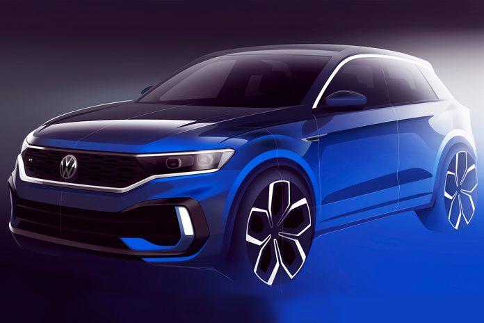 cf2c78d08481e Volkswagen apresenta novo modelo T-Roc R em Genebra - TV Europa