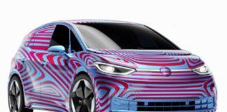 Volkswagen ID.3 elétrico recebe milhares de pré-reservas